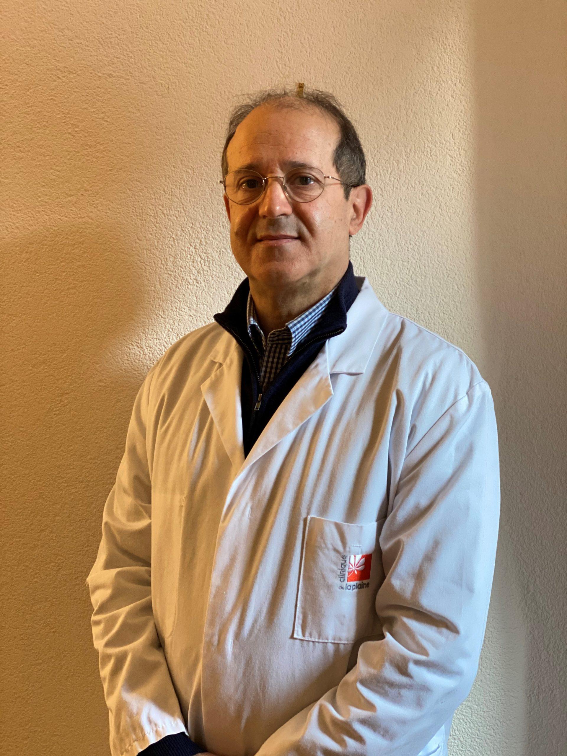 Dr Francis Karim changer fond